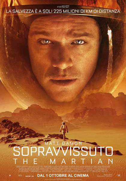 BOX OFFICE ITALIE DU 28 SEPTEMBRE AU 4 OCTOBRE 2015