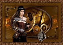Style steampunk de Franie Margot