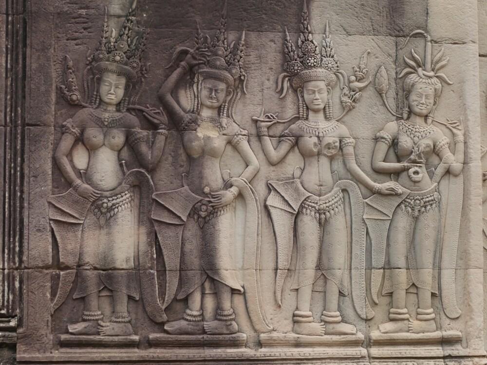 Angkor Wat - Cambodge
