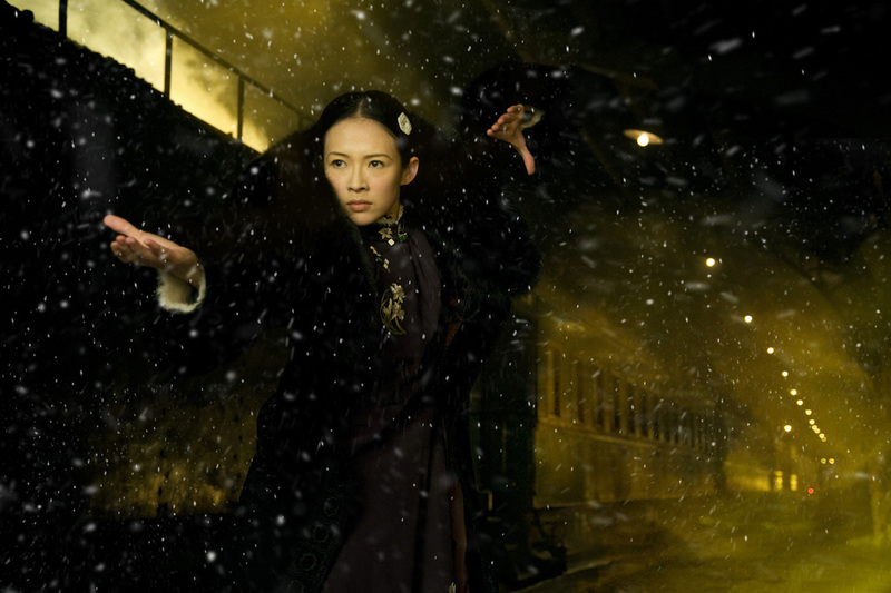 Critique : The Grandmaster, de Wong Kar Wai