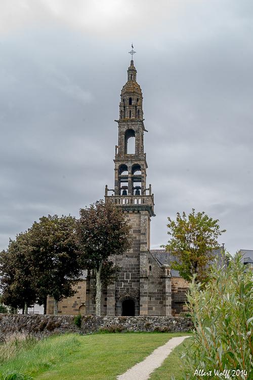 Bretagne 2014 - Eglises et chapelles. - 2