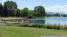 Après-midi au parc de Montréjeau