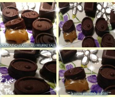 CHOCOLAT CARAMEL BEURRE SALÉ