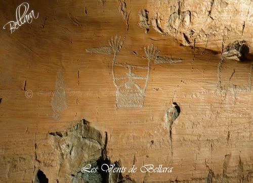 Musée des Merveilles de Tende - Des gravures sur roches