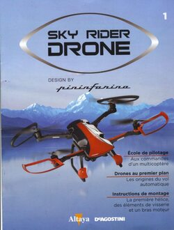 N° 1 Drône - Test