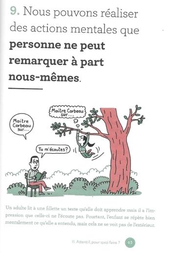 """""""L'attention, ça s'apprend !"""" de JP Lachaux chez Canopé/MDI"""