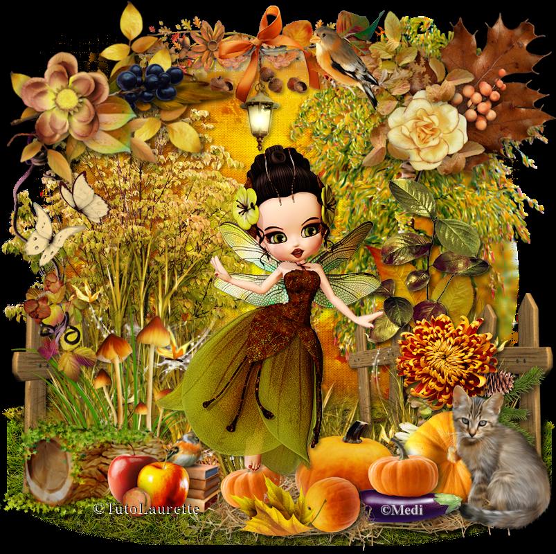 Variante un jour d'automne