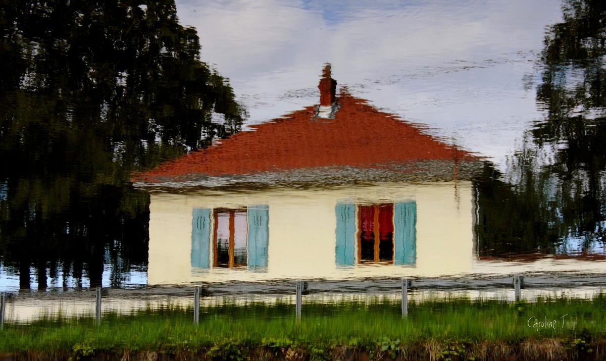 Maison lacustre