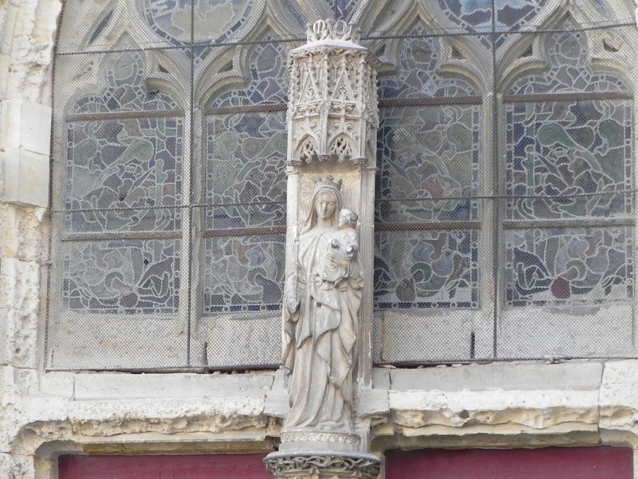 Fontenay le Conte en Vendée