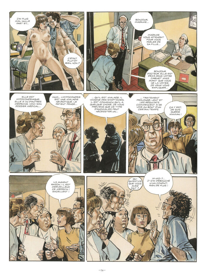Playboy 2 @La réparation