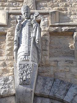 Saint Clair du Dauphiné, Abbé de Saint-Marcel de Vienne († v. 660)