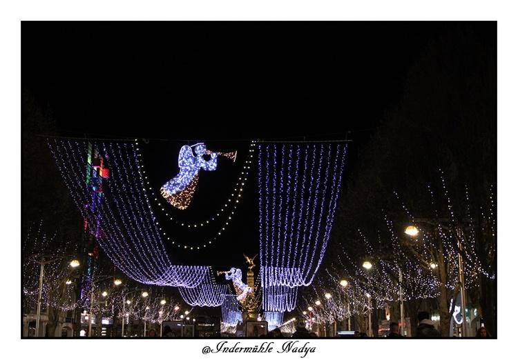 REIMS et son marché de Noel en 2016