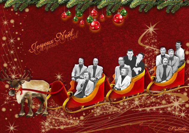 Les temps de Noël ☆☆☆