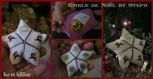 Dernier cadeau de l'échange de Noël de LN.