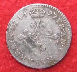 4 Sols Louis XIV