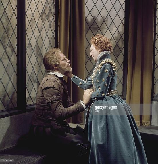 QUEEN ELIZABETH I - film TV (1968)