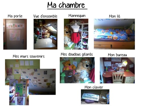 Ma chambre