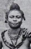 GABON - Masque du peuple Punu