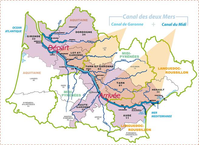 Cassoulet canal