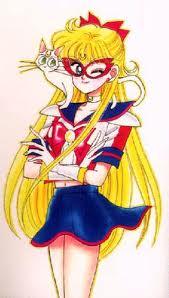 Sailor Moon  et Sailor V