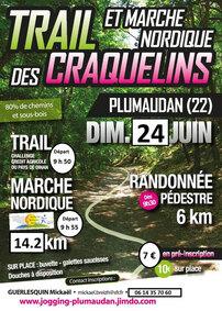 Courses des Craquelins - Plumaudan - Samedi 24 juin 2018