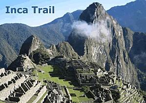 Inka Trail Title