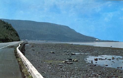 Québec 1967 : 13 - La Gaspésie
