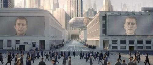 La ville dystopique de Libria