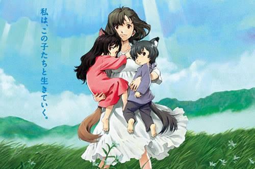 Pari perdu : Les Enfants Loups Âme et Yuki