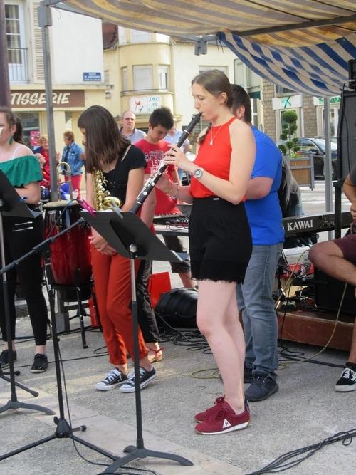 La fête de la musique 2018 à Châtillon sur Seine ...