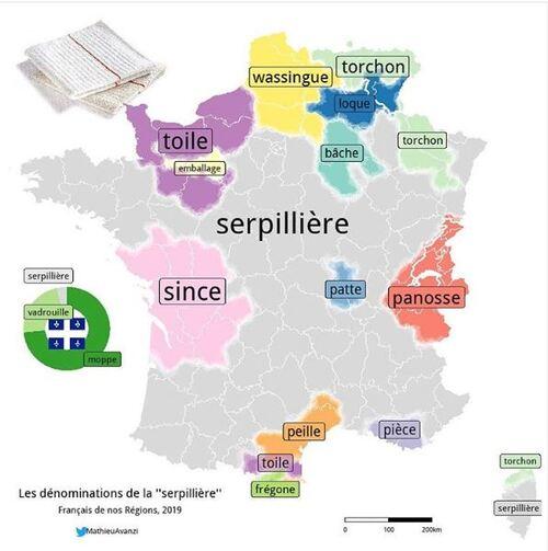 Expressions régionales