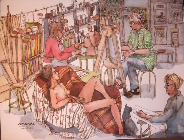 Lundi - Atelier libre (2)