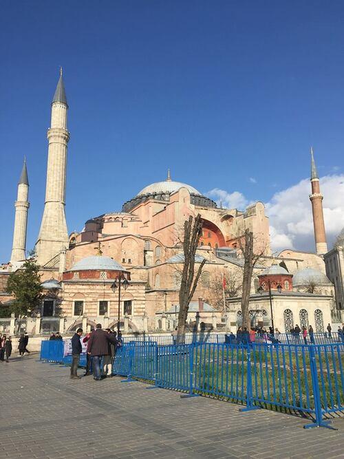 Formes et vie en Turquie