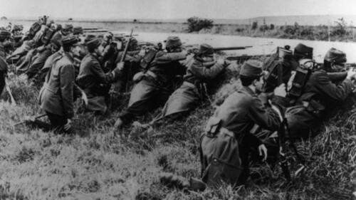 L'année 1914