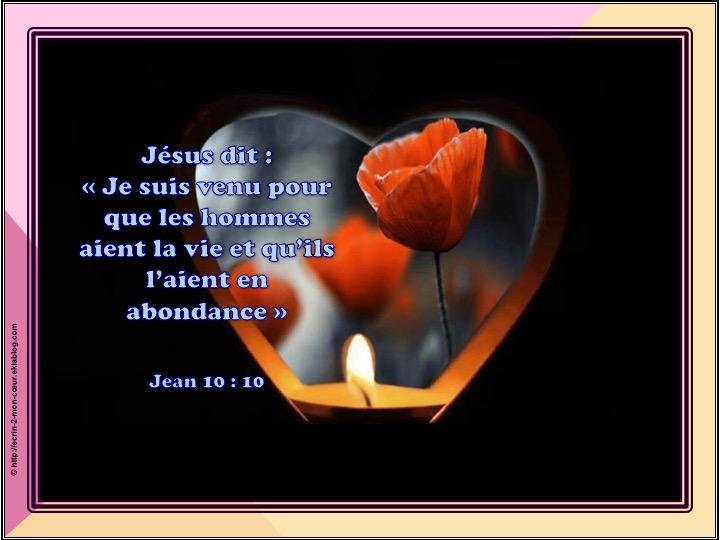 Ronde Versets du coeur 127