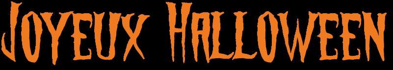 Texte halloween,