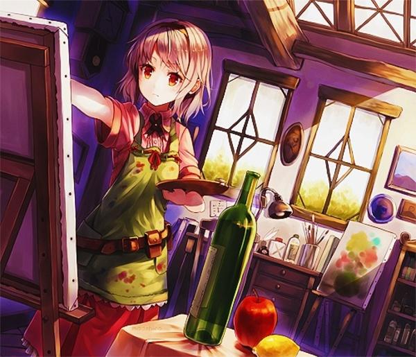 Fille manga (3)