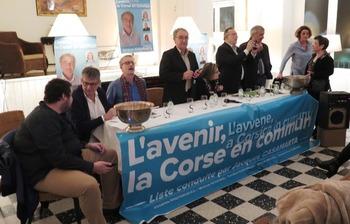 Corse : la Gauche éliminée de l'Assemblée Territoriale
