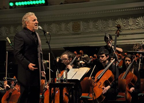 Colm Wilkinson - Cork 2011
