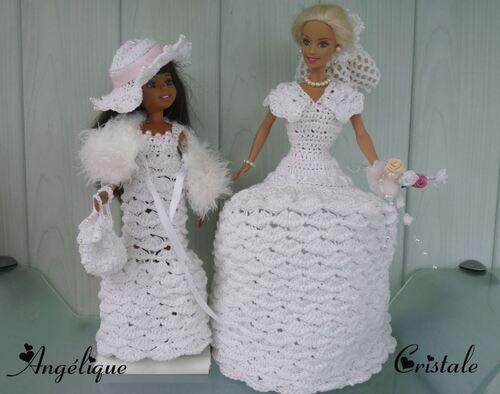 Mes créations pour Barbie  (2)