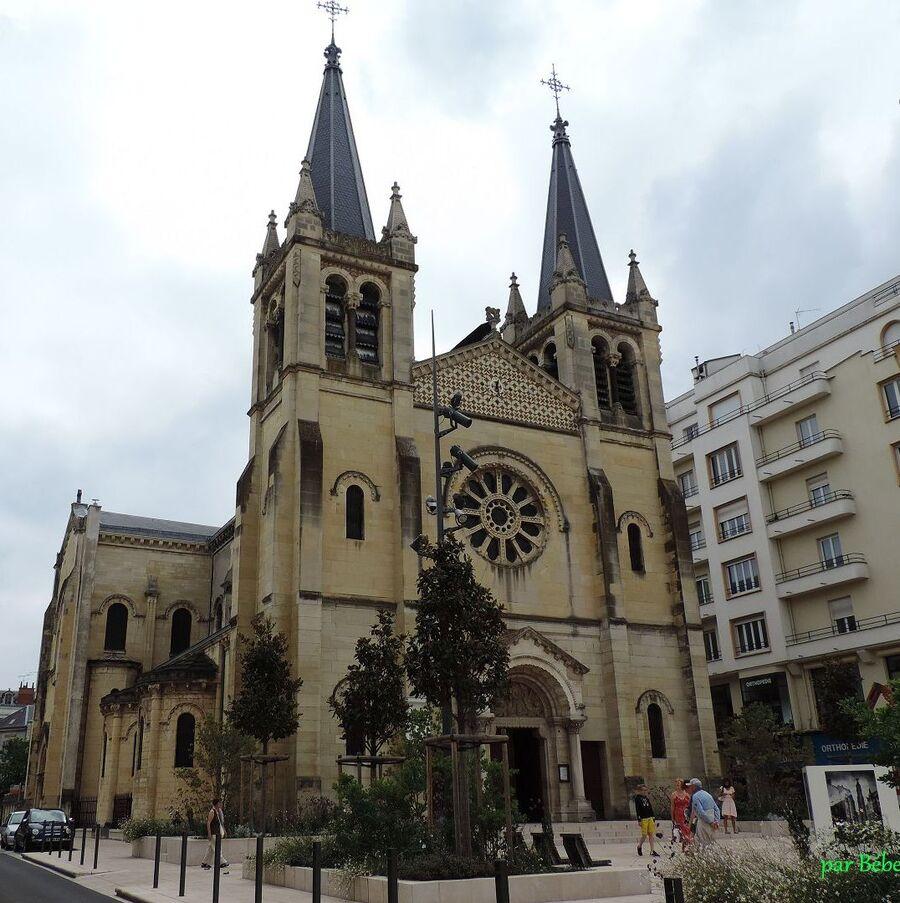 Vichy Célestins dans l'Allier