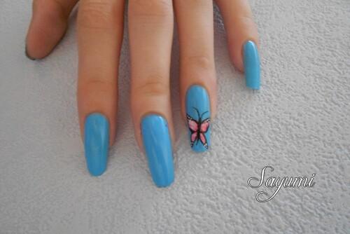 Nail Art Nature