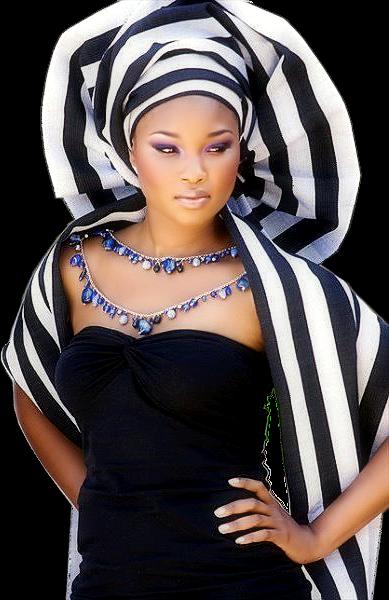 Tubes femmes création africaine 2