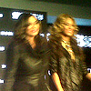 Beyonce & Miss Tina @ Selfridges House of Dereon Launch