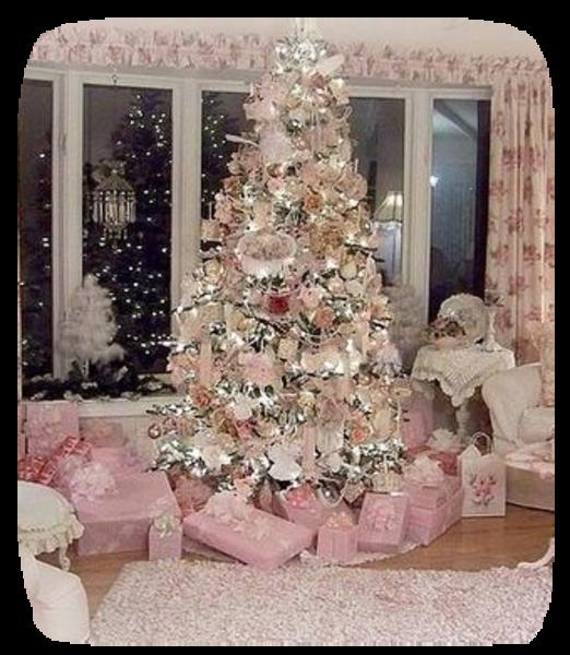 Sapins et familles de  Noël