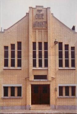 Tourcoing - Temple antoiniste (année 70)