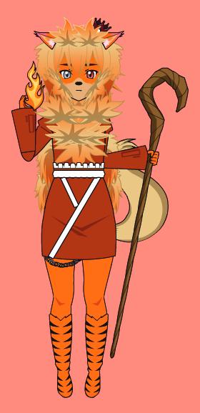 [Mythologie] Theodiak, roi des Dieux et maître du feu.