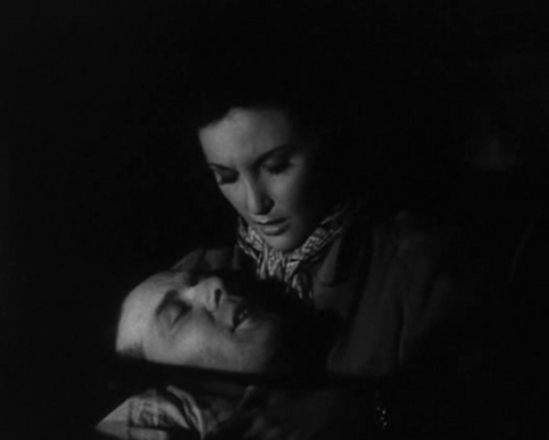Les amants maudits, Willy Rozier, 1952