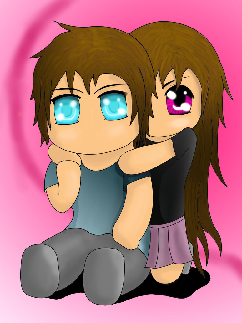 Couple Chibi