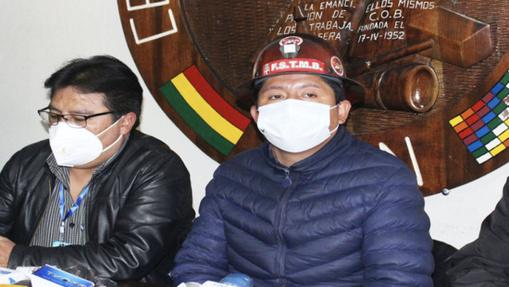 La COB est en état d'urgence et appelle à protéger l'investiture de Luis Arce dimanche